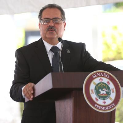 Presidente del Senado presenta medida para atender repunte de covid-19