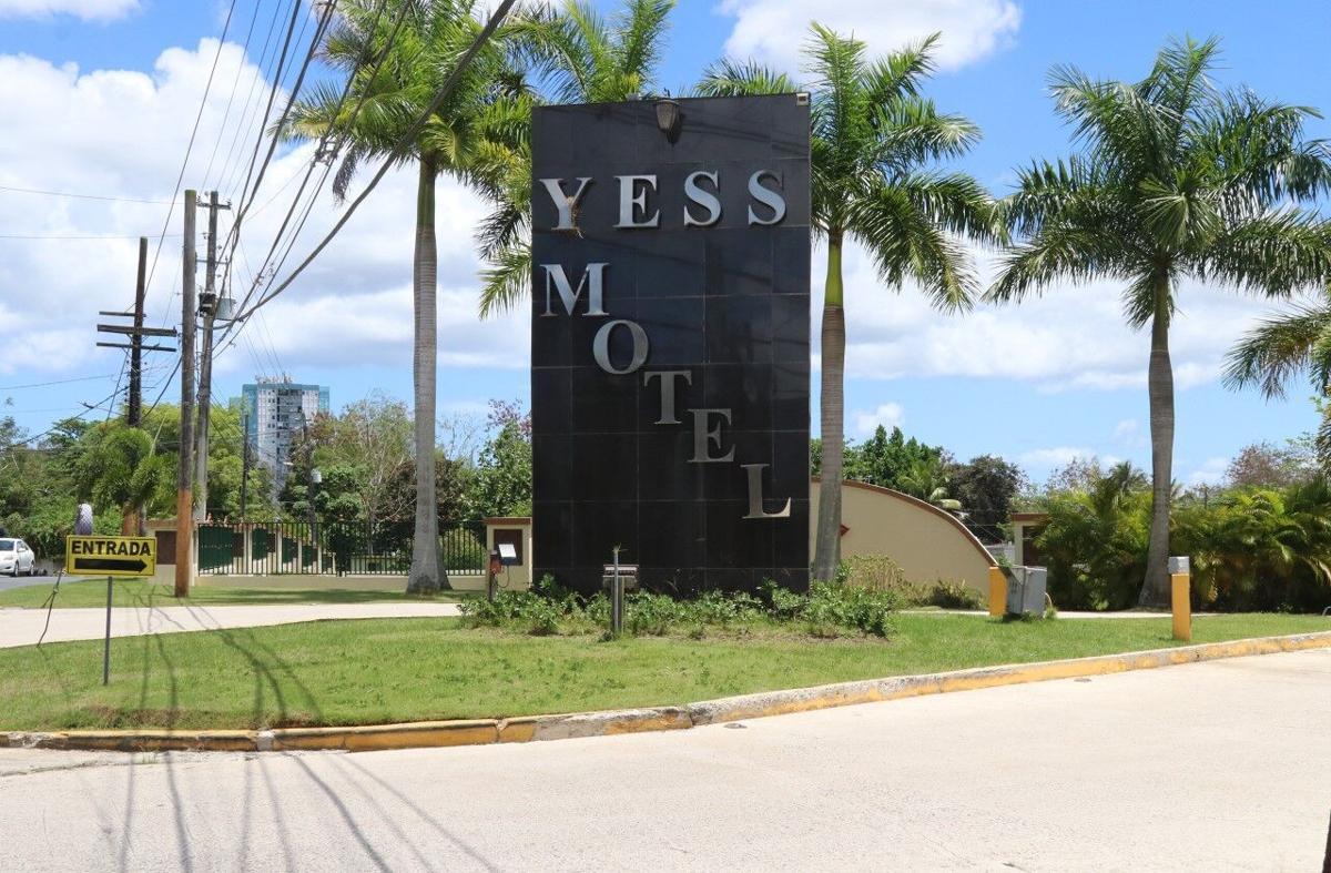 Yess Motel, en Carolina.