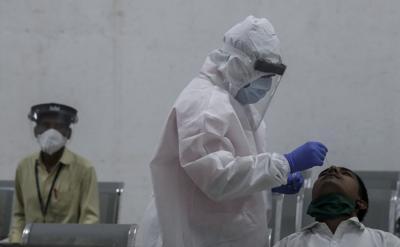 India: casos de Covid-19 siguen bajando