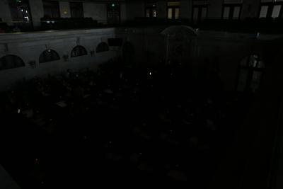 Regresa la luz en el Capitolio