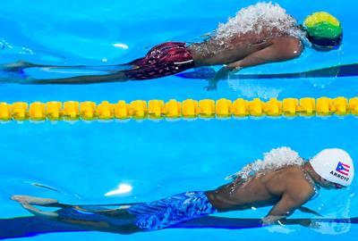 Jarod Arroyo alcanza la final A de los 400 metros combinado