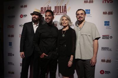 Raul Julia Documental