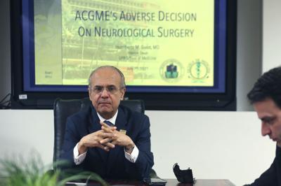 El presidente de la UPR, sorprendido por informes sobre su destitución