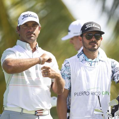Erick Morales: un caddie familiar para Rafa Campos