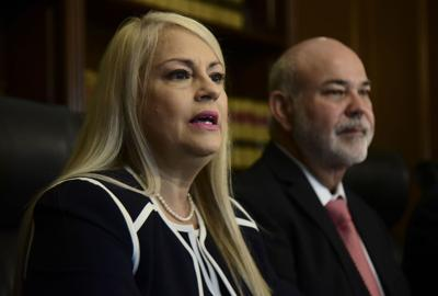 Pugna ante reclamo de la gobernadora a la Cámara