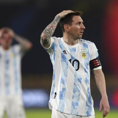 Messi: 'mi sueño es ganar un título con Argentina'