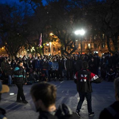 Nuevas protestas en España
