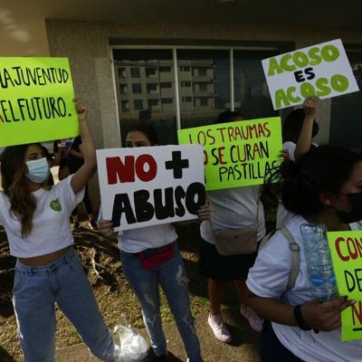 Siguen protestas en Panamá por abuso a menores en albergues