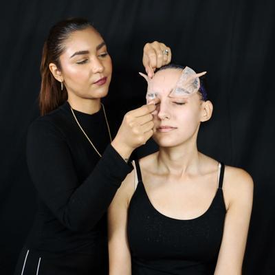 """Una puertorriqueña crea """"Not Natural Makeup FX"""": una línea de maquillaje prostético"""