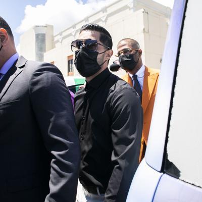 Arrestan a Jensen Medina tras no poder prestar fianza aumentada a $250,000