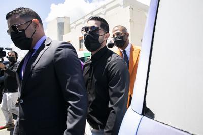 Testigo dibuja en sala a Jensen Medina Cardona tras petición de la defensa