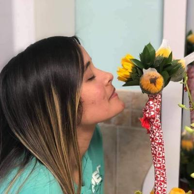 Despiden a Keishla Rodríguez en medio de un fuerte reclamo contra la violencia de género