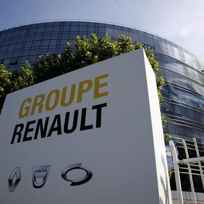 Automotriz Renault anuncia 15,000 despidos en todo el mundo