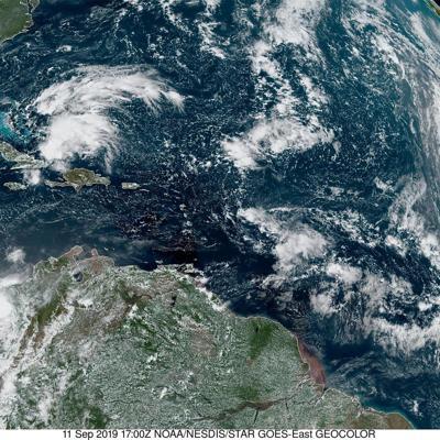 ¿Por qué se desarrollan más ciclones tropicales a mediados de septiembre?