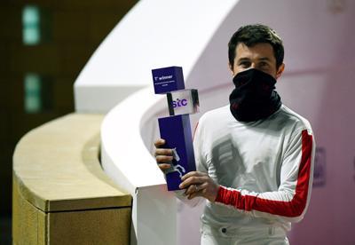 Shane Foley gana competencia de jinetes en Arabia