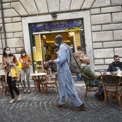Italia: más de 17,000 nuevos casos de Covid-19 en un día