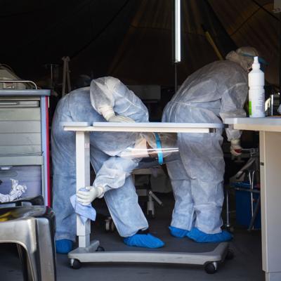 África supera la barrera de los 600,000 casos de coronavirus