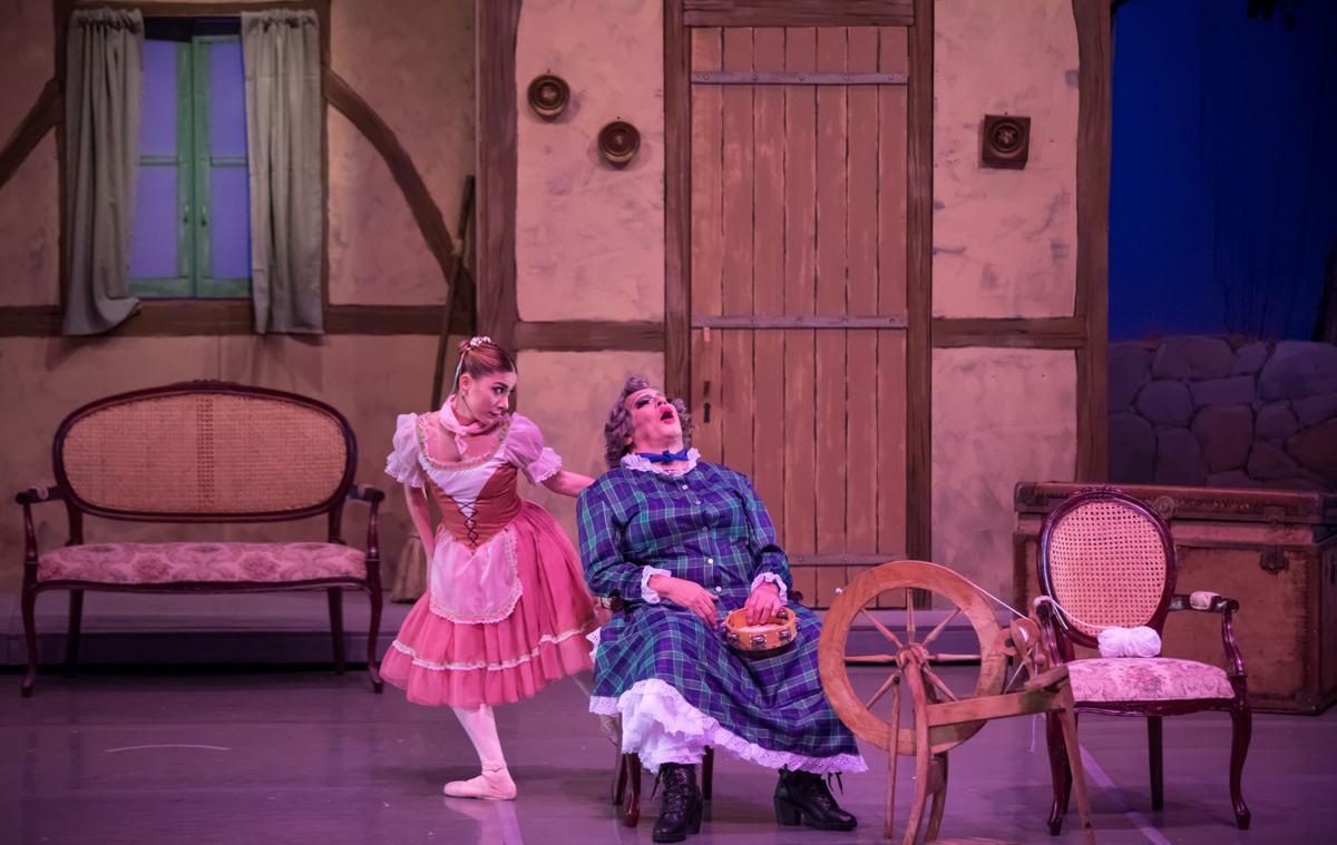 Ballets de SJ Victor Alicea