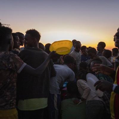 Reportan fuertes cañoneos sobre la capital de región etíope