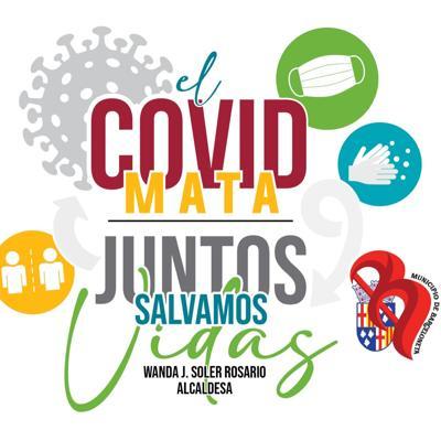Barceloneta lanza campaña de orientación sobre covid-19