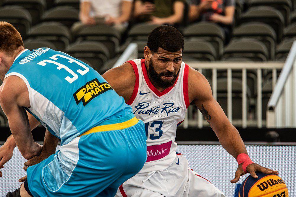 Puerto Rico divide en inicio del Campeonato Mundial de 3x3