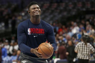 Zion Williamson abandona la burbuja de la NBA