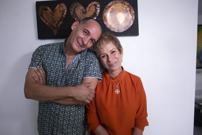 Gil Rene y Marisol Calero