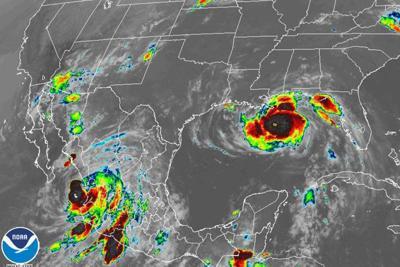 El huracán Nora amenaza a México desde el Pacífico