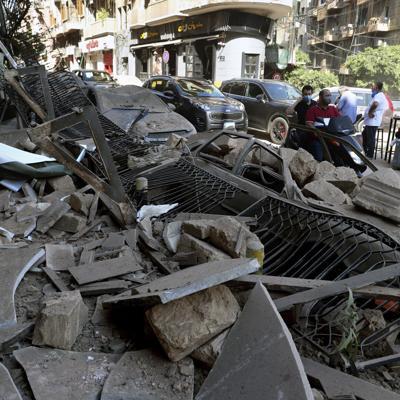 Alemania enviará a Beirut expertos en búsqueda y rescate