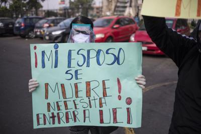 Cerca del límite capacidad hospitalaria de Latinoamérica