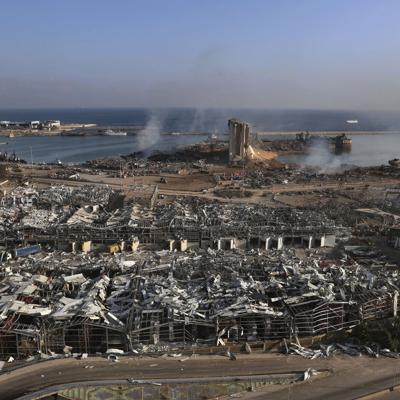 Fallece una de las víctimas de la explosión en Beirut, 15 meses después