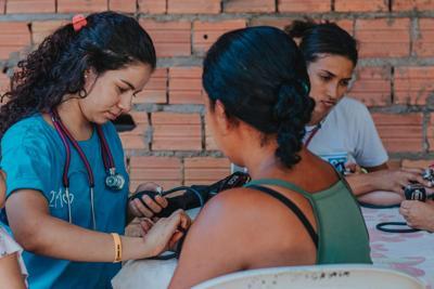 Becas para estudiar enfermería