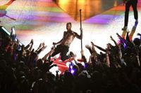 Maroon 5 decepciona con su espectáculo de medio tiempo