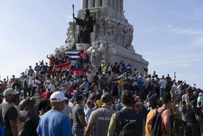 Algunas manifestaciones en la historia reciente de Cuba