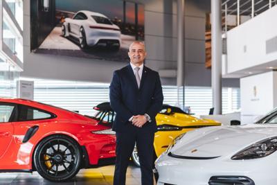 Reconocen a gerente de ventas de Porsche Center Puerto Rico