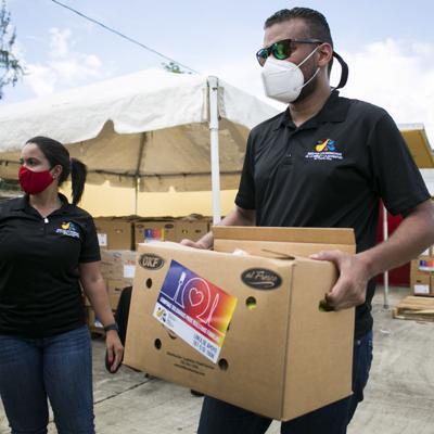 Familia asegura provee techo y alimentos a menores