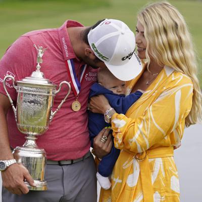 Rahm encuentra perspectiva con su victoria en el US Open