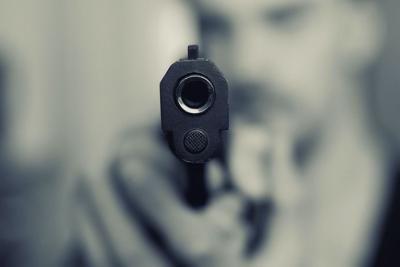 asalto pistola