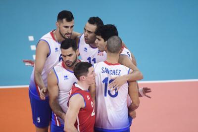 Equipo nacional de voleibol masculino