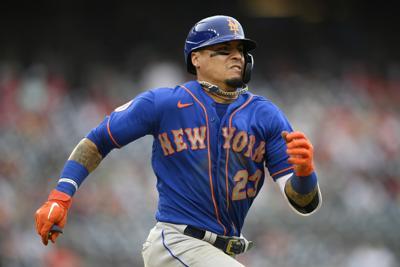 Javier Báez batea perfecto en el triunfo de los Mets