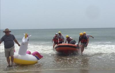 Oak Island Water Rescue