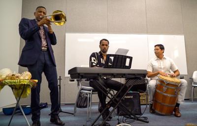 William Cepeda llevará su jazz por la Isla