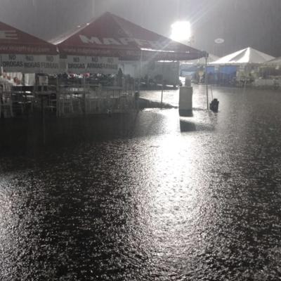 Reportan inundaciones en refugio en Ponce