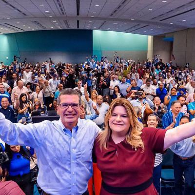 Pierluisi y González radican oficialmente sus candidaturas