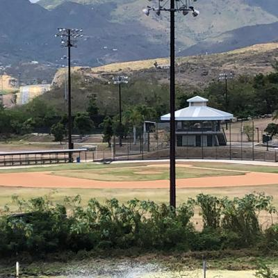 Nace nueva academia de béisbol en el Albergue Olímpico