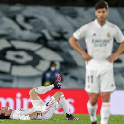 Real Madrid deja escapar valiosos puntos