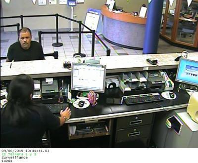 Buscan a este hombre por fraude a banco