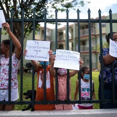 Villa Esperanza despide a Keishla entre la tristeza y el resentimiento