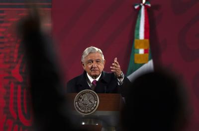 Portavoz de López Obrador da positivo a Covid-19