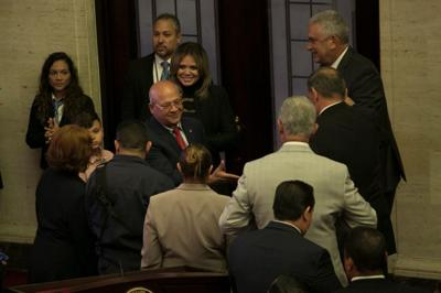 Senado confirma a Edwin García al cargo de Ombudsman